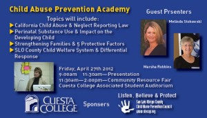 Child Abuse Prevention Academy