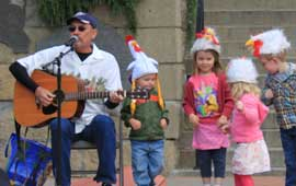 Childrens Day in Mission Plaza
